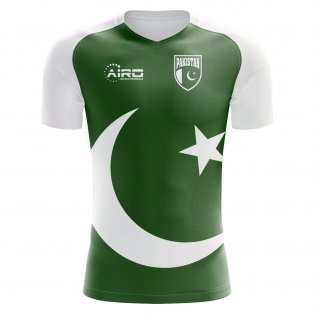 2018-2019 Pakistan Home Concept Football Shirt - Kids