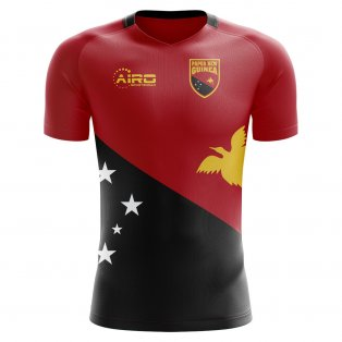 2018-2019 Papua New Guinea Home Concept Football Shirt