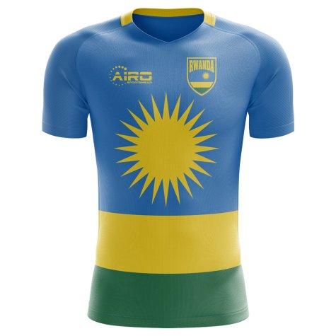 2018-2019 Rwanda Home Concept Football Shirt - Little Boys