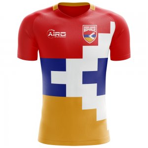 2018-2019 Nagorno Karabakh Home Concept Football Shirt - Baby