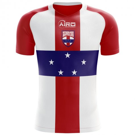 2018-2019 Netherlands Antilles Home Concept Football Shirt - Baby