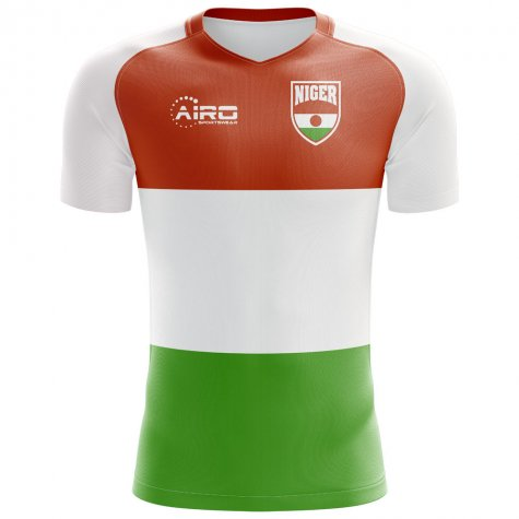 2018-2019 Niger Home Concept Football Shirt - Baby