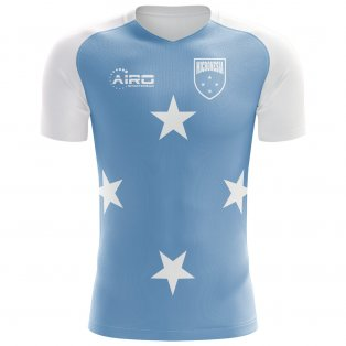 2020-2021 Micronesia Home Concept Football Shirt - Kids
