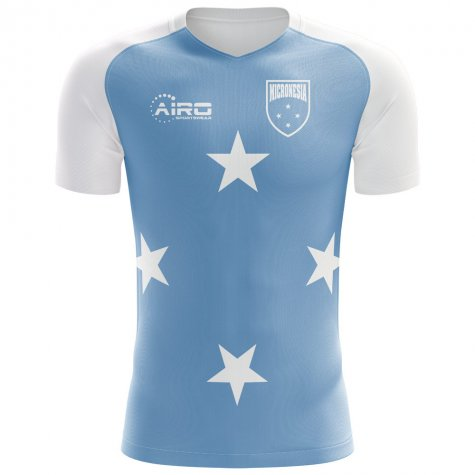 2018-2019 Micronesia Home Concept Football Shirt - Womens