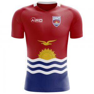 2018-2019 Kiribati Home Concept Football Shirt