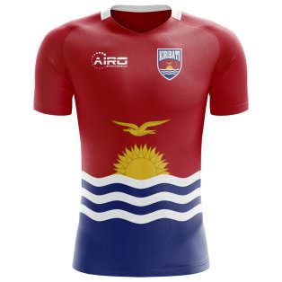 2020-2021 Kiribati Home Concept Football Shirt - Kids