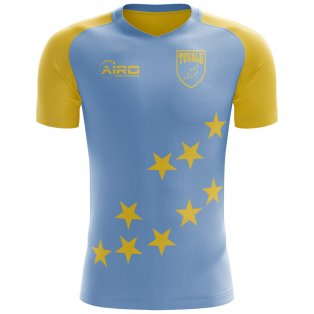 2020-2021 Tuvalu Home Concept Football Shirt - Kids