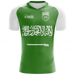 2018-2019 Saudi Arabia Away Concept Football Shirt (Kids)