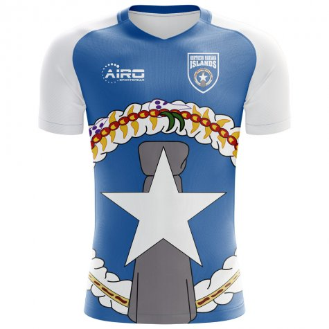 2018-2019 Northern Mariana Islands Home Concept Football Shirt - Baby