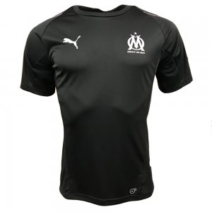 2018-2019 Olympique Marseille Puma Training Jersey (Black)