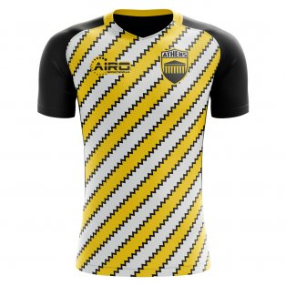 2018-2019 AEK Athens Home Concept Football Shirt (Kids)