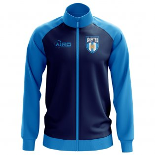 Argentina Concept Football Track Jacket (Navy) - Kids