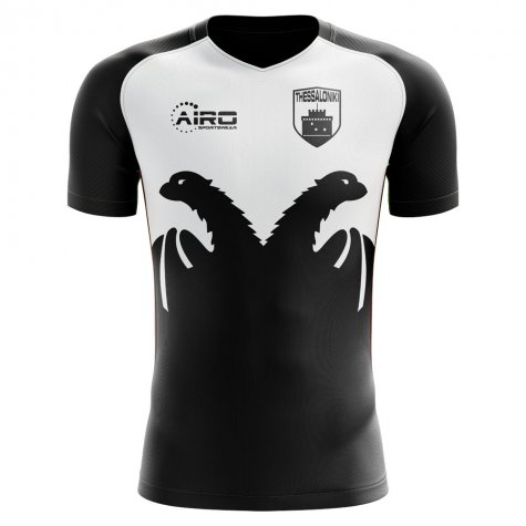 2018-2019 PAOK Salonika Home Concept Football Shirt (Kids)