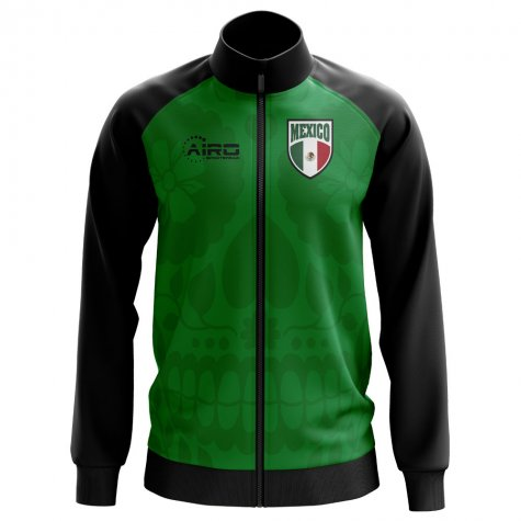 Mexico Concept Football Track Jacket (Green)