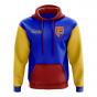 Aland Concept Country Football Hoody (Blue)