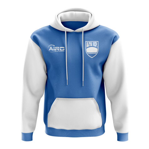 Altai Republic Concept Country Football Hoody (Blue)