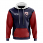 American Samoa Concept Country Football Hoody (Navy)
