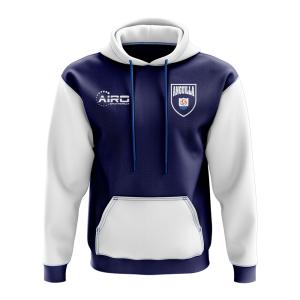 Anguilla Concept Country Football Hoody (Navy)