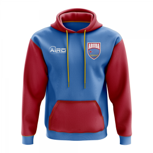 Aruba Concept Country Football Hoody (Blue)
