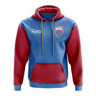 Aruba Concept Country Football Hoody (Blue)