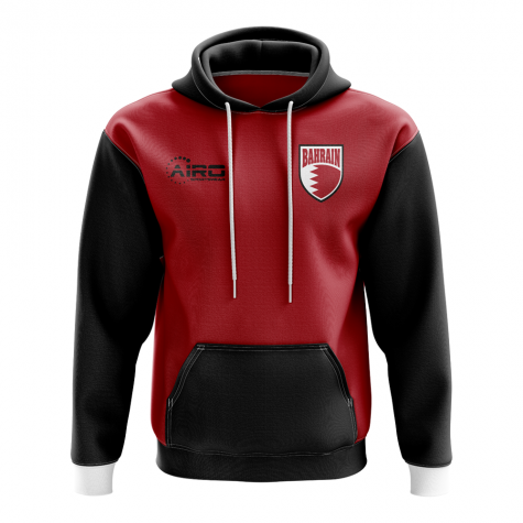 Bahrain Concept Country Football Hoody (Red)