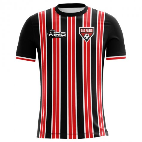 2018-2019 Sao Paolo Home Concept Football Shirt