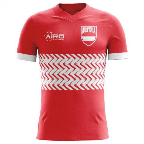 2018-2019 Austria Home Concept Football Shirt - Womens