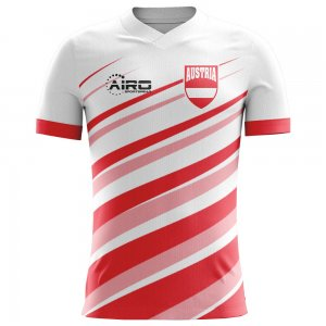 2018-2019 Austria Away Concept Football Shirt