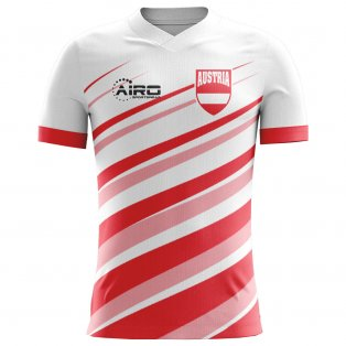 2018-2019 Austria Away Concept Football Shirt (Kids)
