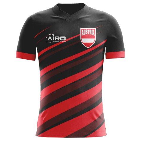 2018-2019 Austria Third Concept Football Shirt