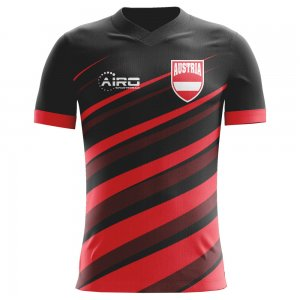 2018-2019 Austria Third Concept Football Shirt (Kids)
