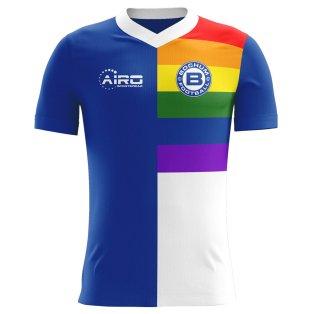2018-2019 Bochum Home Concept Football Shirt (Kids)
