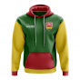 Bolivia Concept Country Football Hoody (Green)