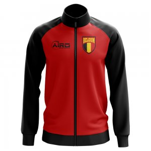 Belgium Concept Football Track Jacket (Red)