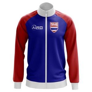 Thailand Concept Football Track Jacket (Blue)