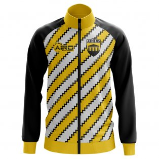 AEK Athens Concept Football Track Jacket (Yellow)