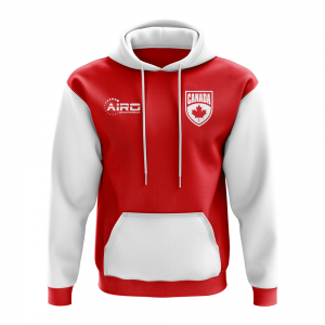 Canada Concept Country Football Hoody (Red)