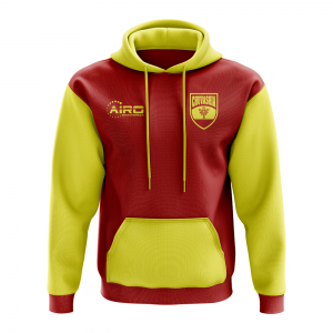 Chuvashia Concept Country Football Hoody (Red)