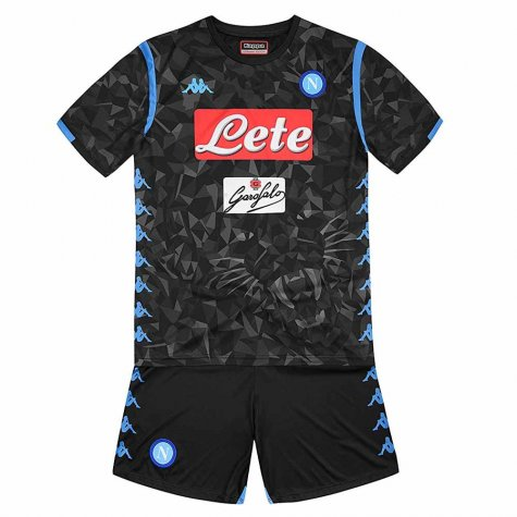 2018-2019 Napoli Kappa Away Football Kit  3032UI0  - Uksoccershop b9830fac0