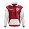 Greenland Concept Country Football Hoody (Red)