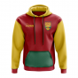 Grenada Concept Country Football Hoody (Red)
