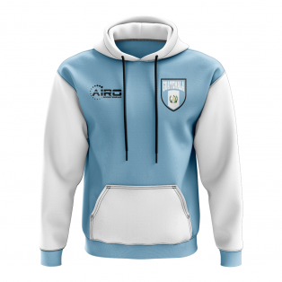 Guatemala Concept Country Football Hoody (Sky)
