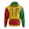 Guinea Concept Country Football Hoody (Yellow)