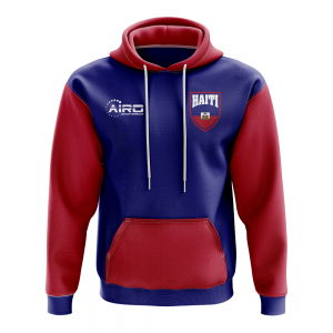 Haiti Concept Country Football Hoody (Navy)