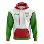 Iran Concept Country Football Hoody (White)