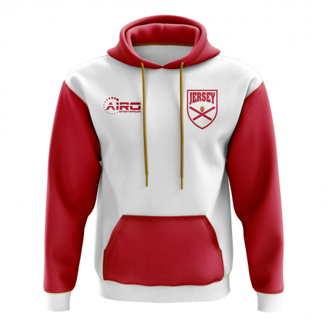 Jersey Concept Country Football Hoody (White)