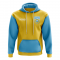 Kalmykia Concept Country Football Hoody (Navy)