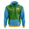 Karakalpakstan Concept Country Football Hoody (Green)