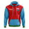 Karelia Concept Country Football Hoody (Red)
