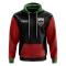 Kenya Concept Country Football Hoody (Black)